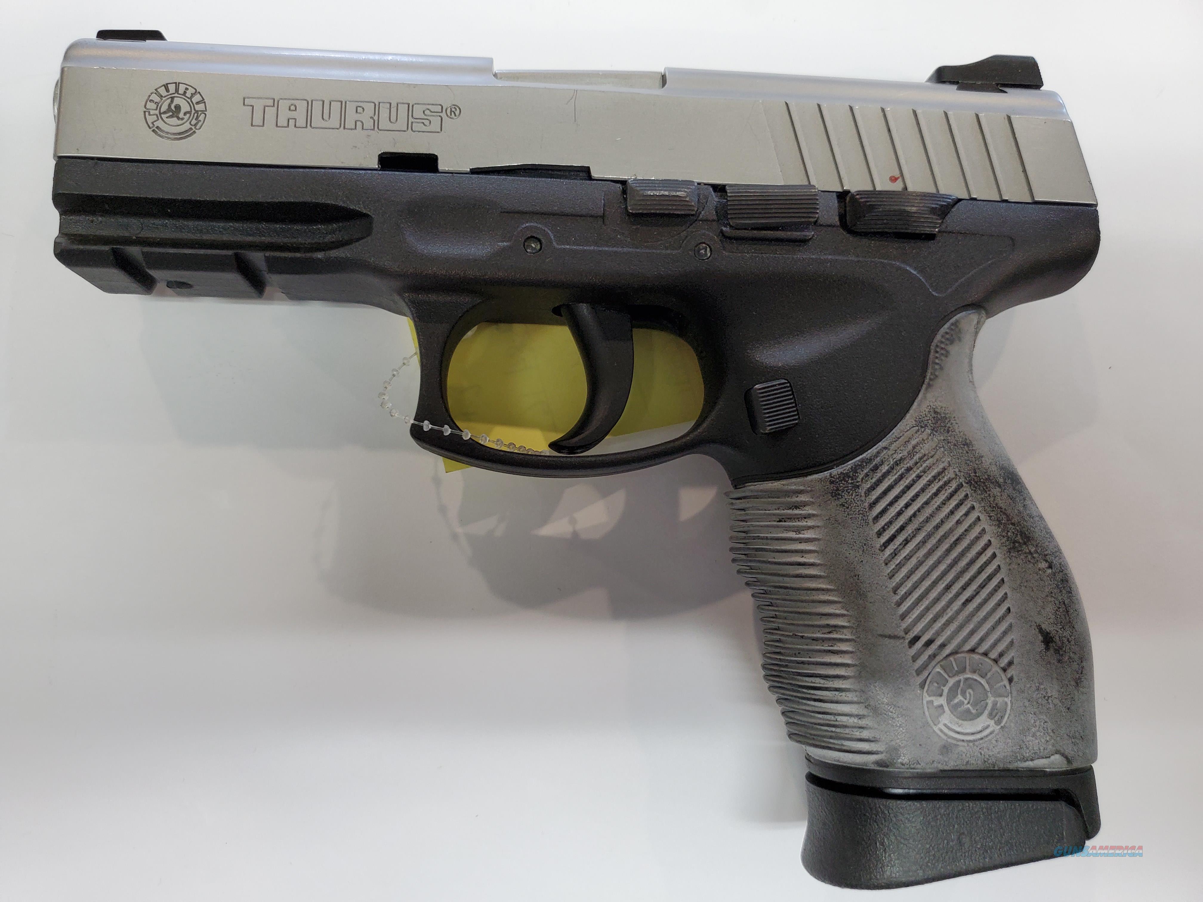 Taurus PT 24/7 pro  Guns > Pistols > Taurus Pistols > Semi Auto Pistols > Polymer Frame