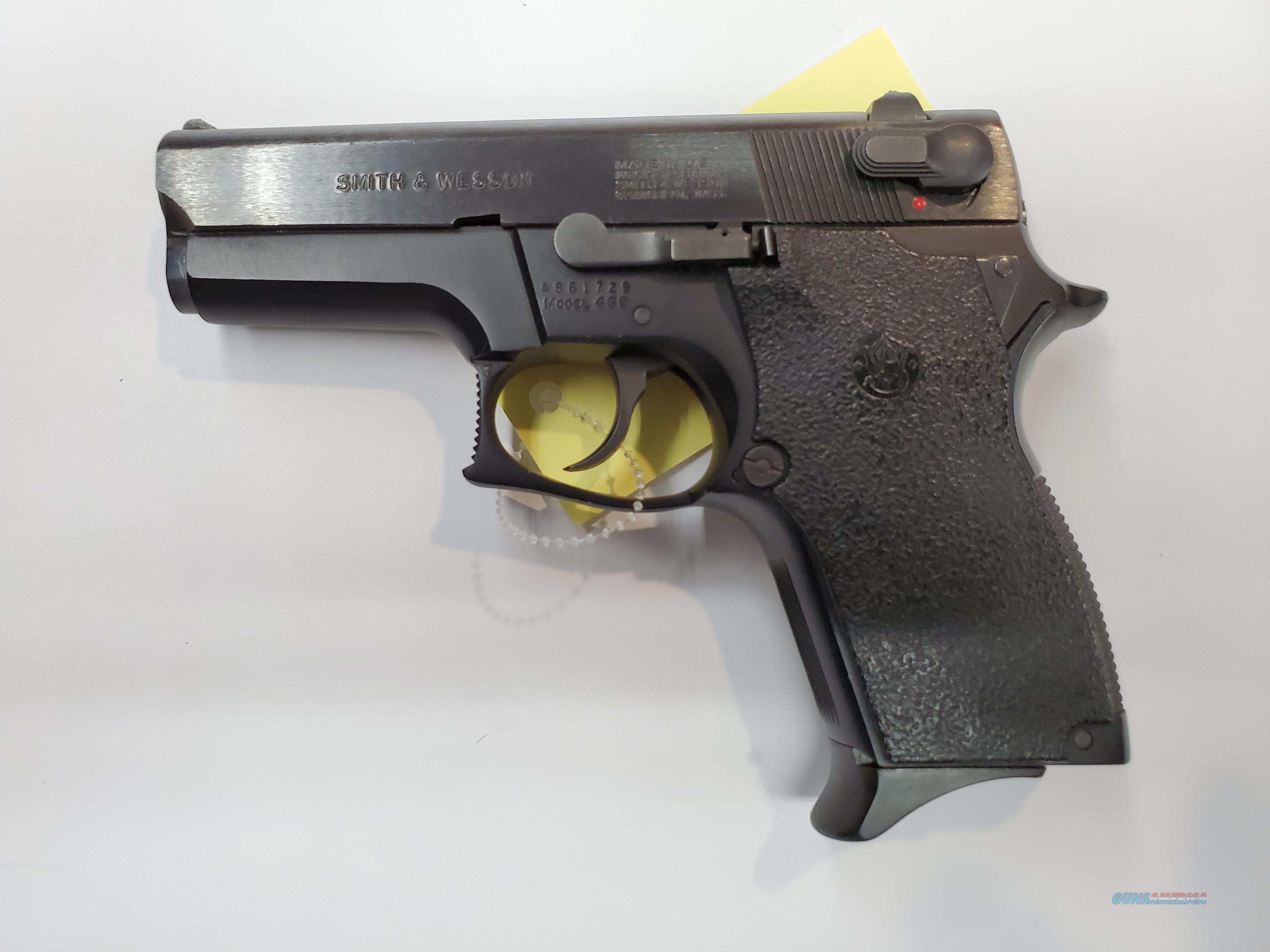 S&W 469  Guns > Pistols > Smith & Wesson Pistols - Autos > Alloy Frame