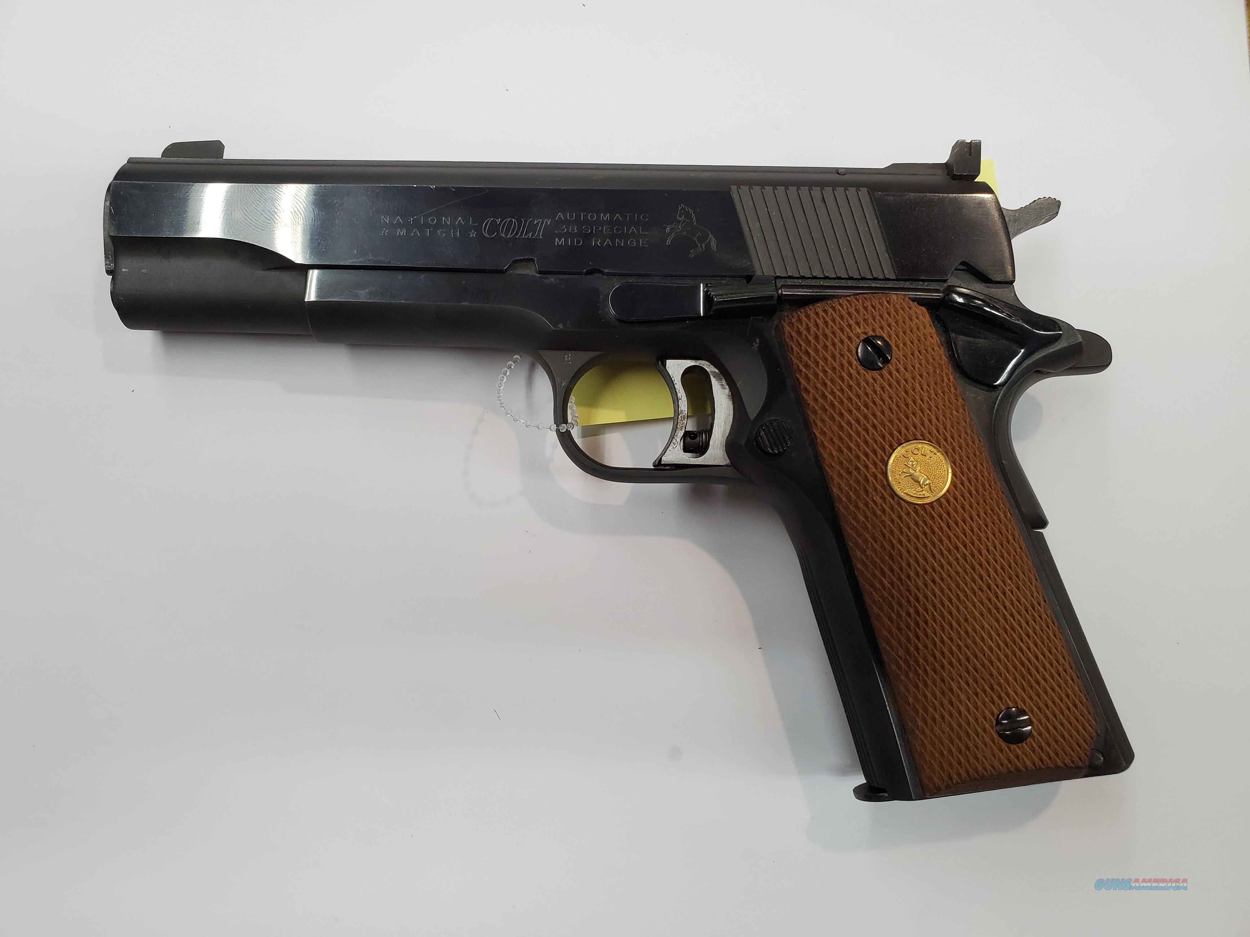 Colt  Guns > Pistols > Colt Automatic Pistols (1911 & Var)