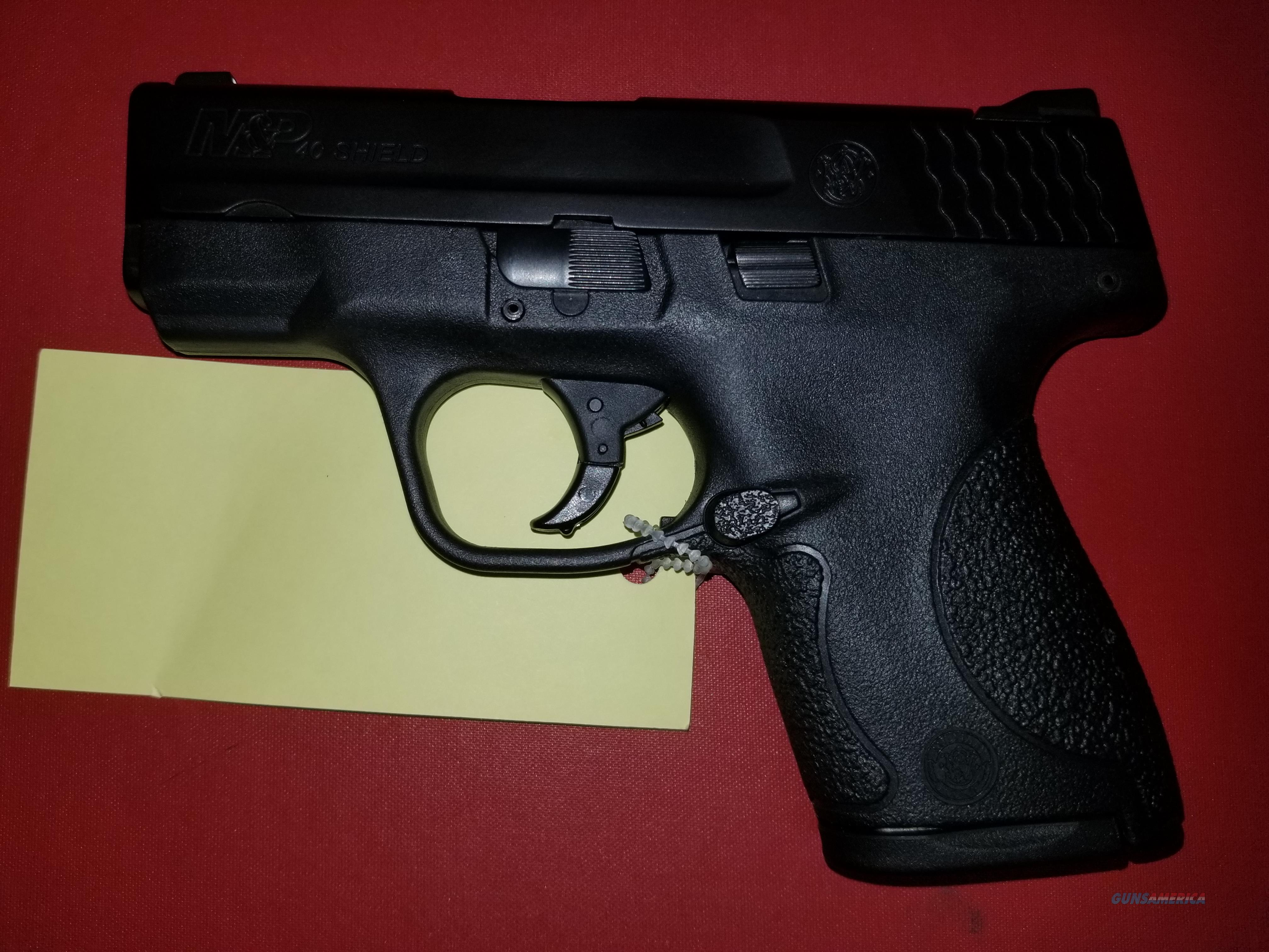 S&W m&p40 shield  Guns > Pistols > Smith & Wesson Pistols - Autos > Shield
