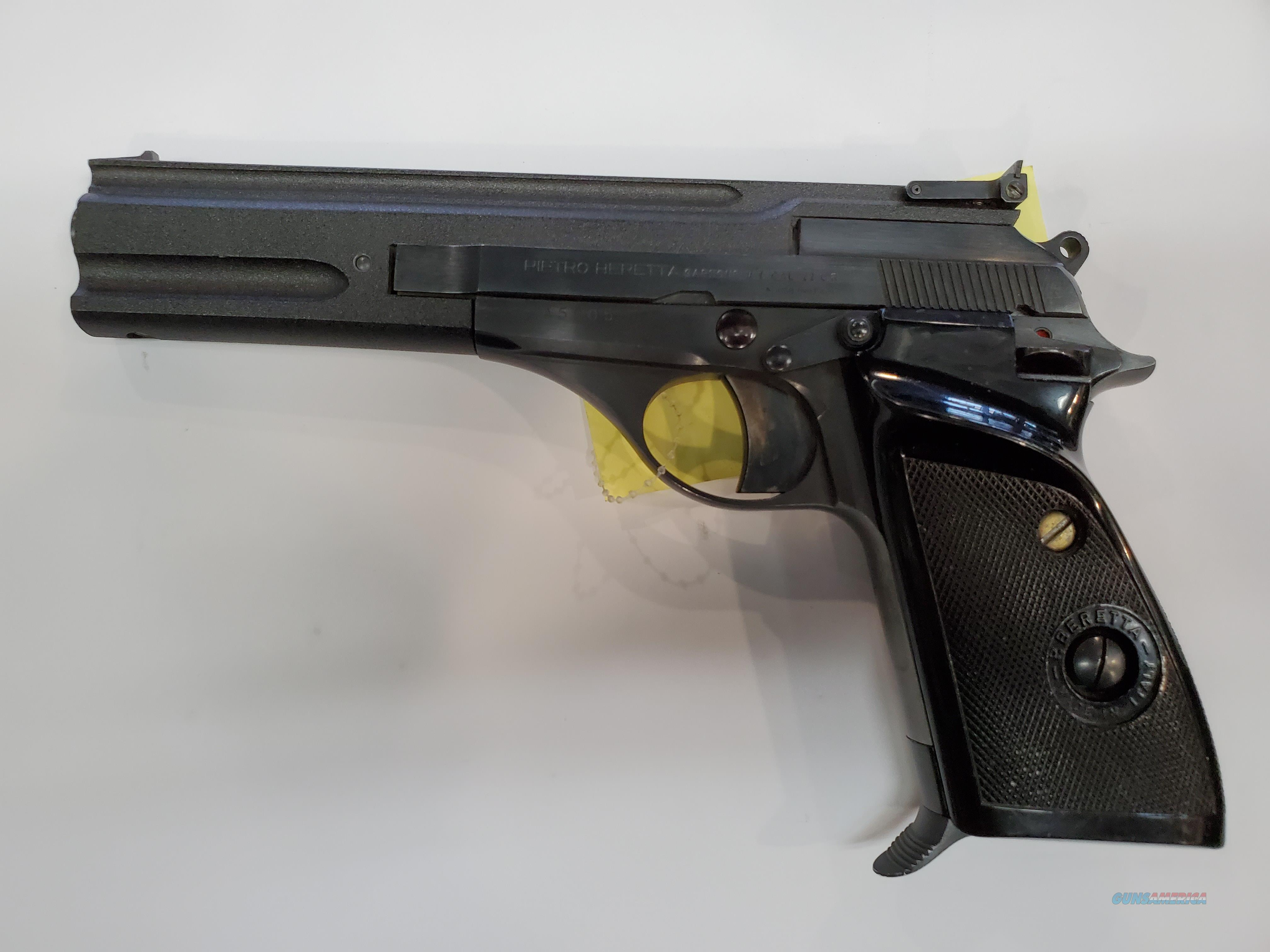 Beretta 76 22lr  Guns > Pistols > Beretta Pistols > Rare & Collectible