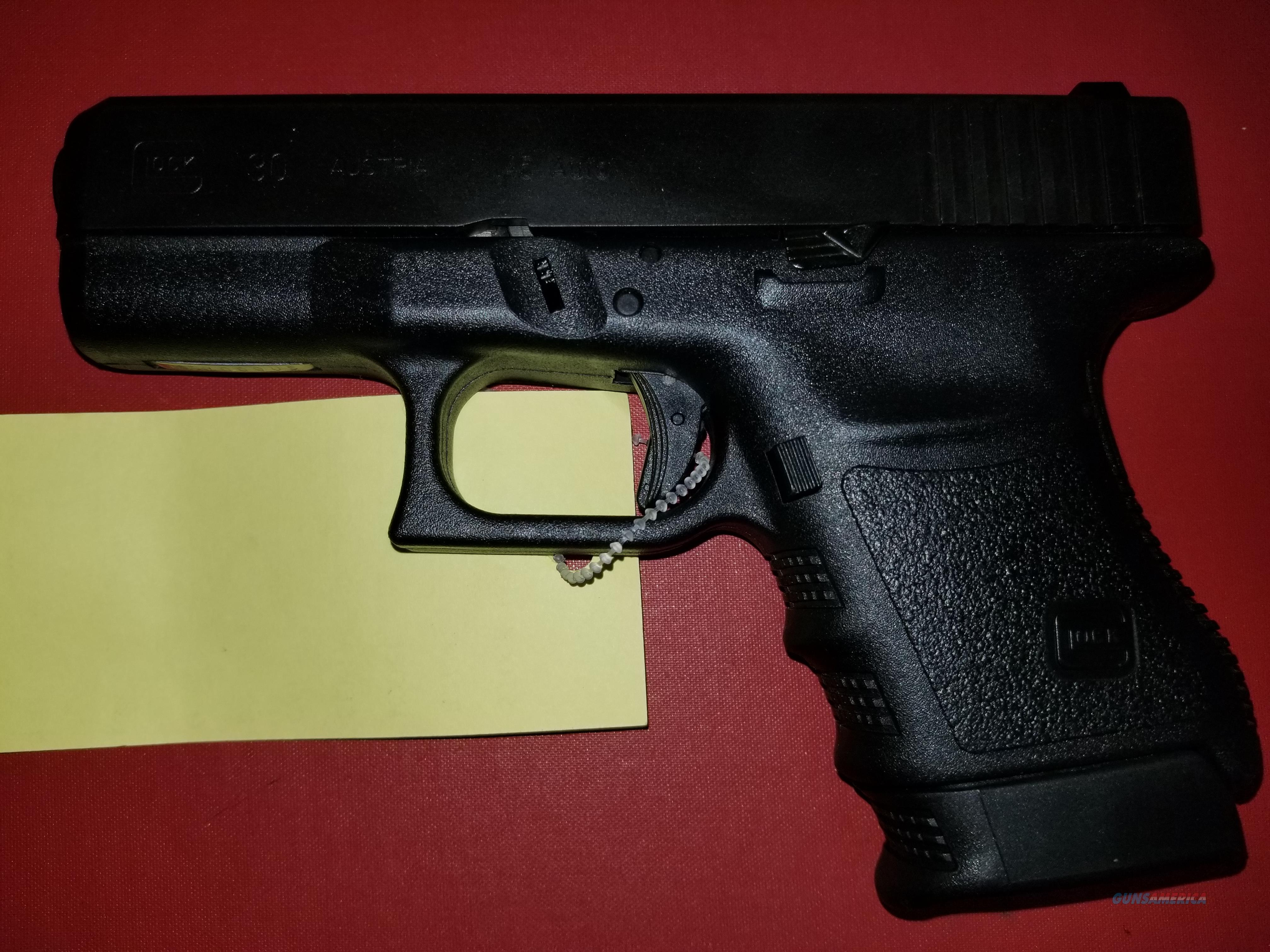 Glock 30  Guns > Pistols > Glock Pistols > 29/30/36