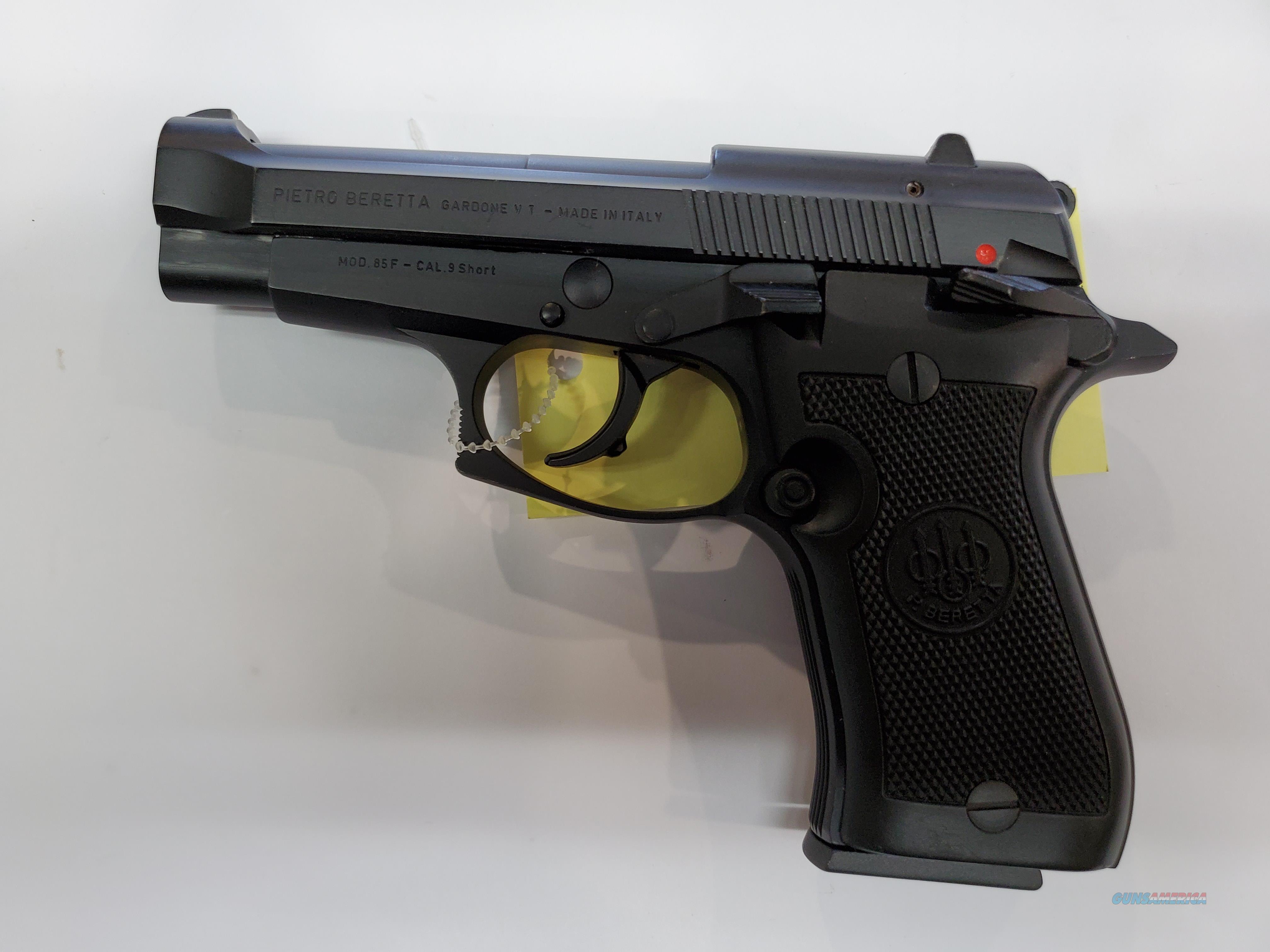 Beretta 85f  Guns > Pistols > Beretta Pistols > Rare & Collectible