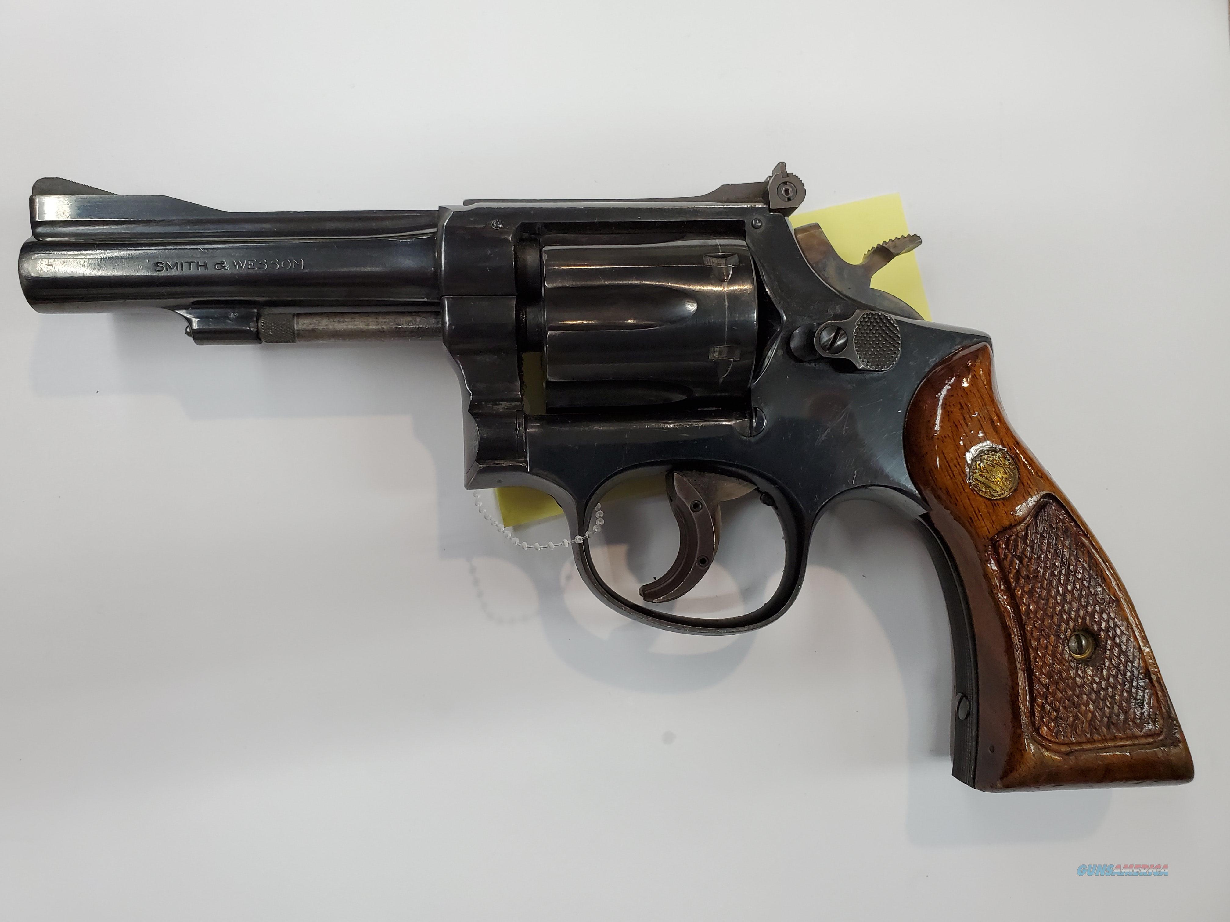 S&W k22  Guns > Pistols > Smith & Wesson Revolvers > Med. Frame ( K/L )