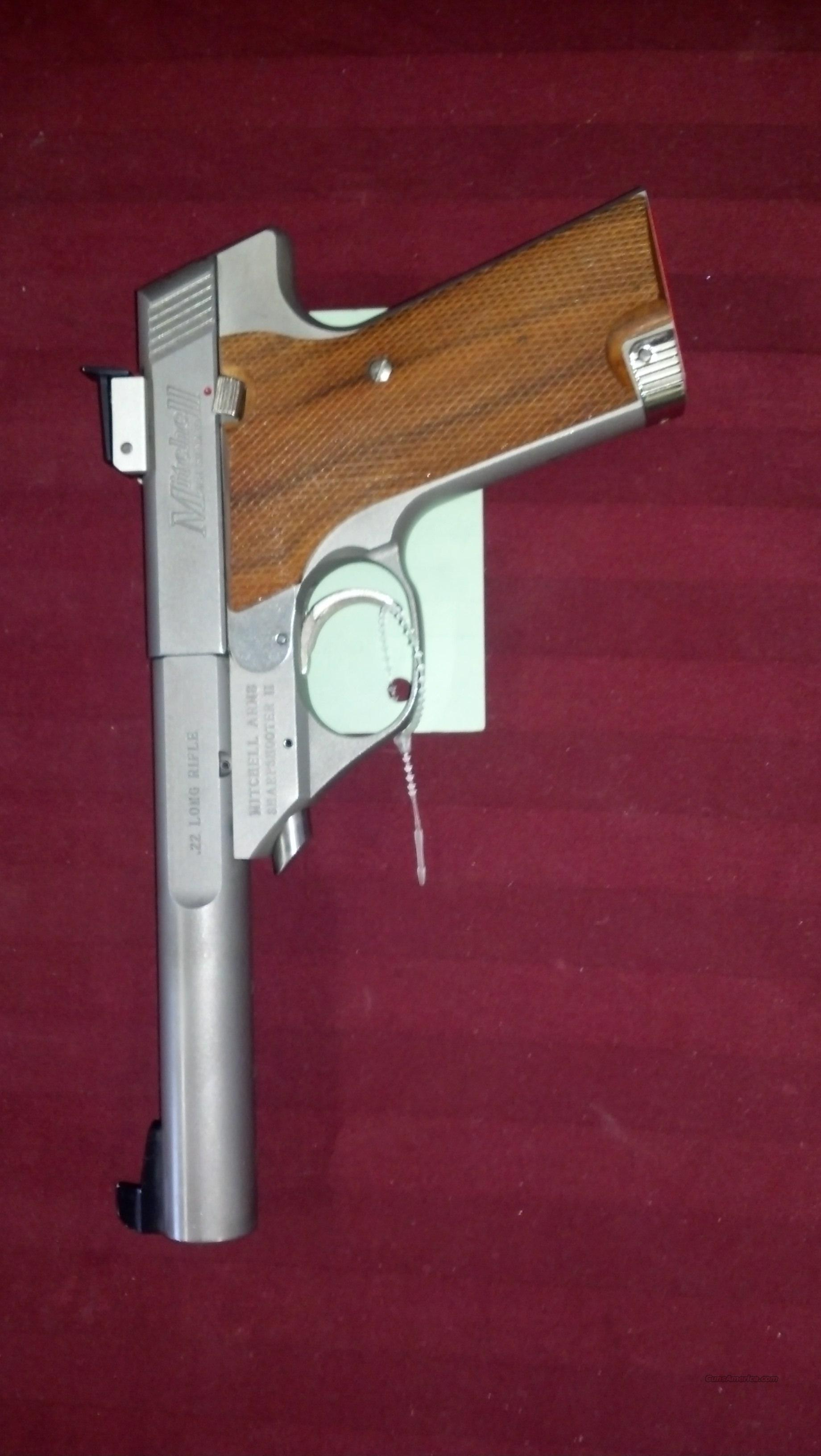 mitchell sharp shooter  Guns > Pistols > Mitchell Arms Pistols