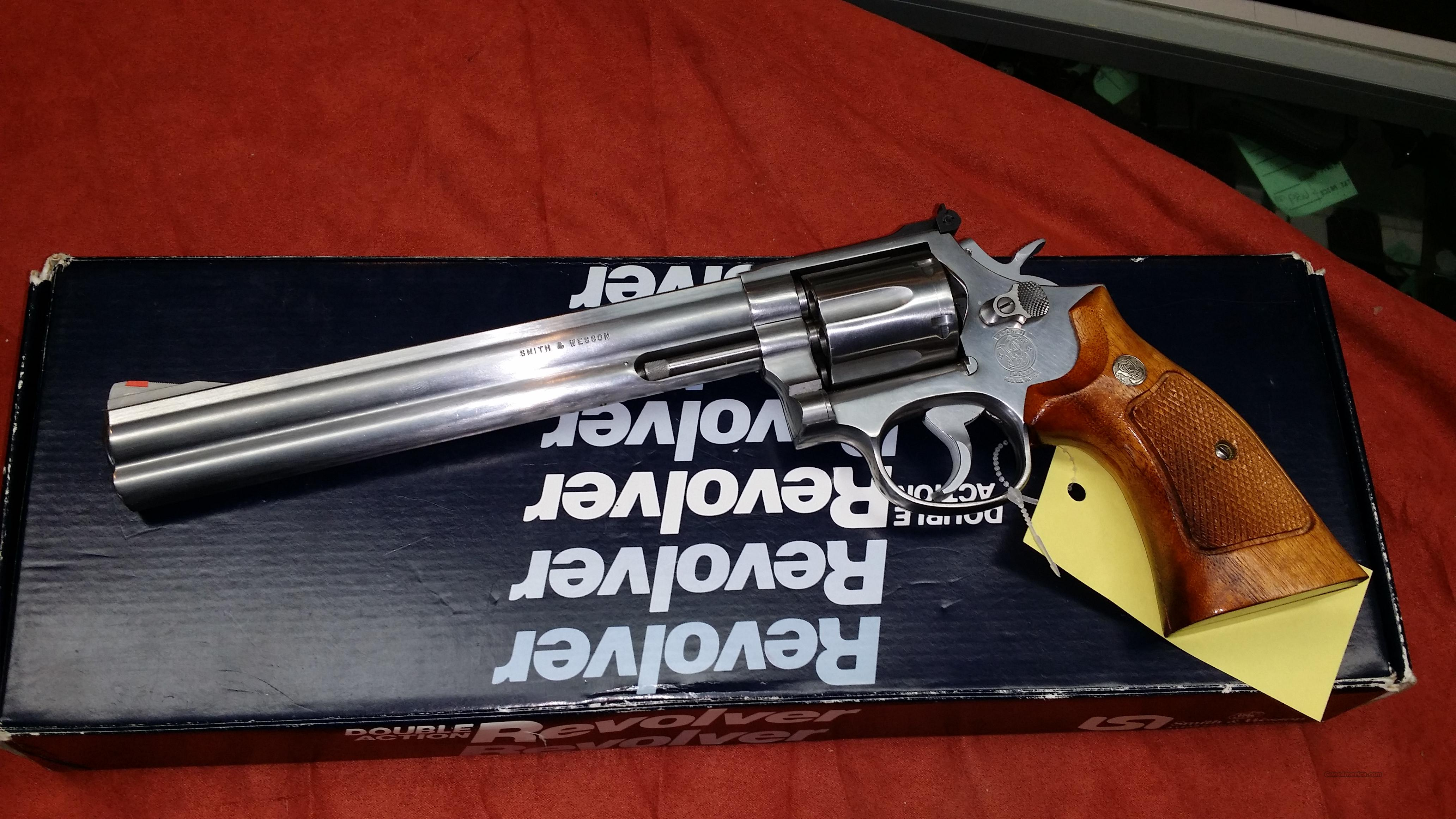 S&W 686  Guns > Pistols > Smith & Wesson Revolvers > Full Frame Revolver