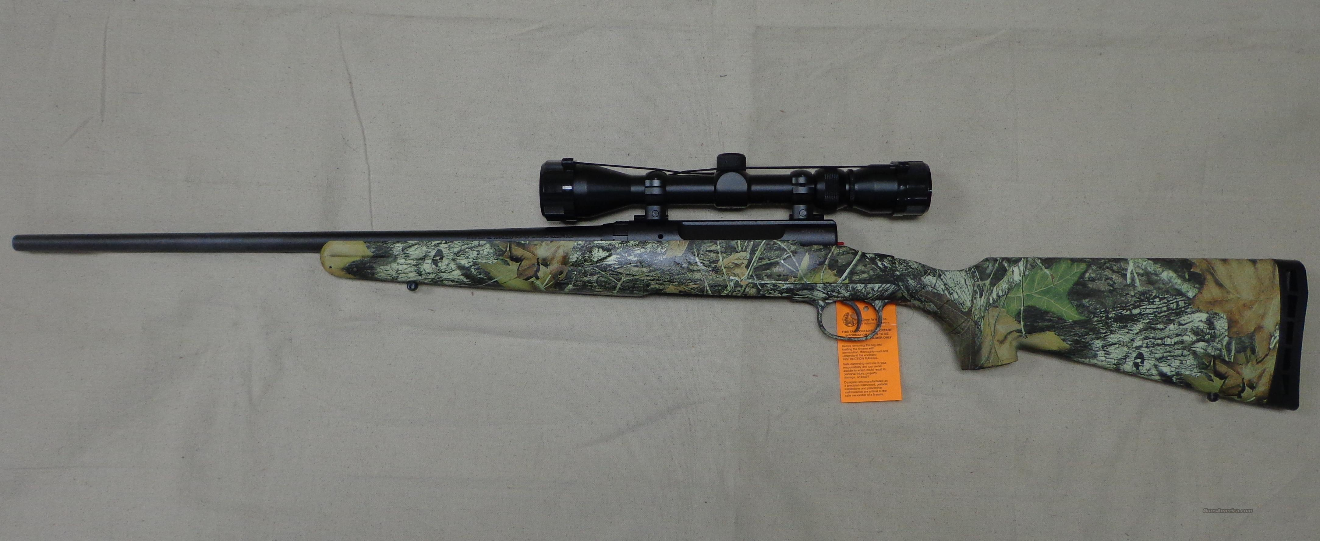 Savage Axis HP 270 - Camo Package  Guns > Rifles > Savage Rifles > Standard Bolt Action > Sporting