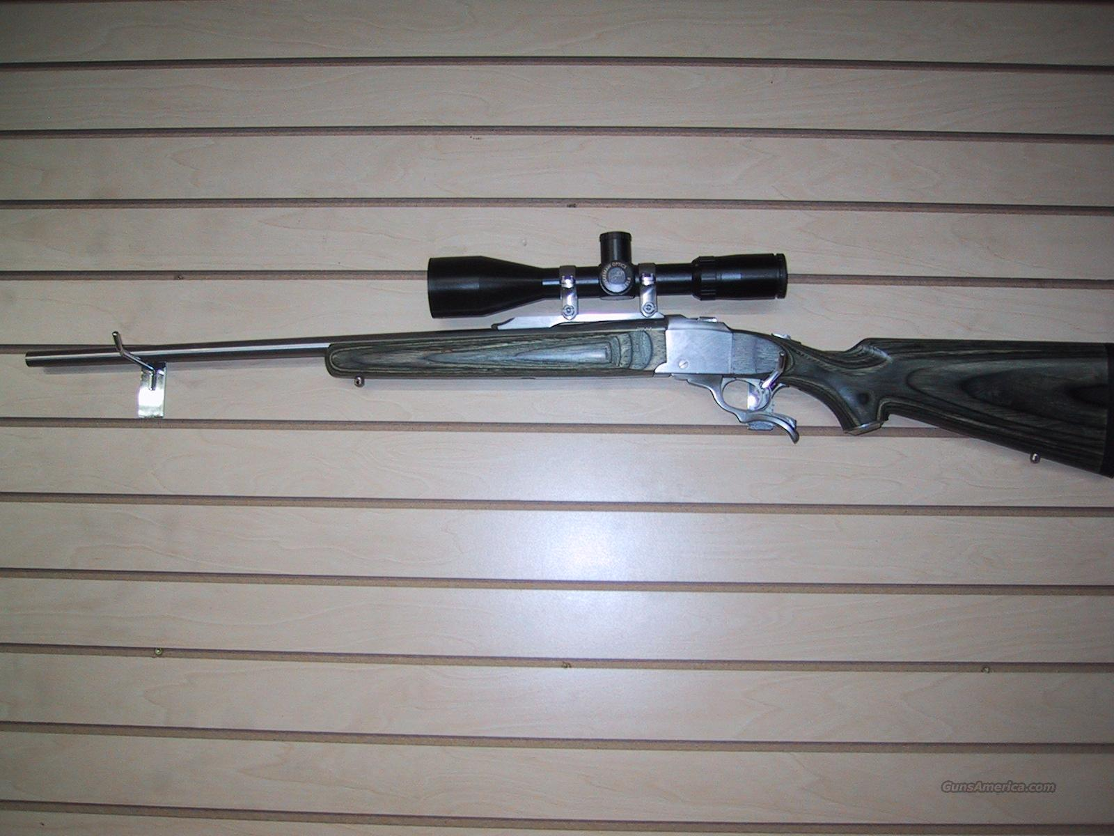 Stainless 7mm STW  Guns > Rifles > Ruger Rifles > #1 Type
