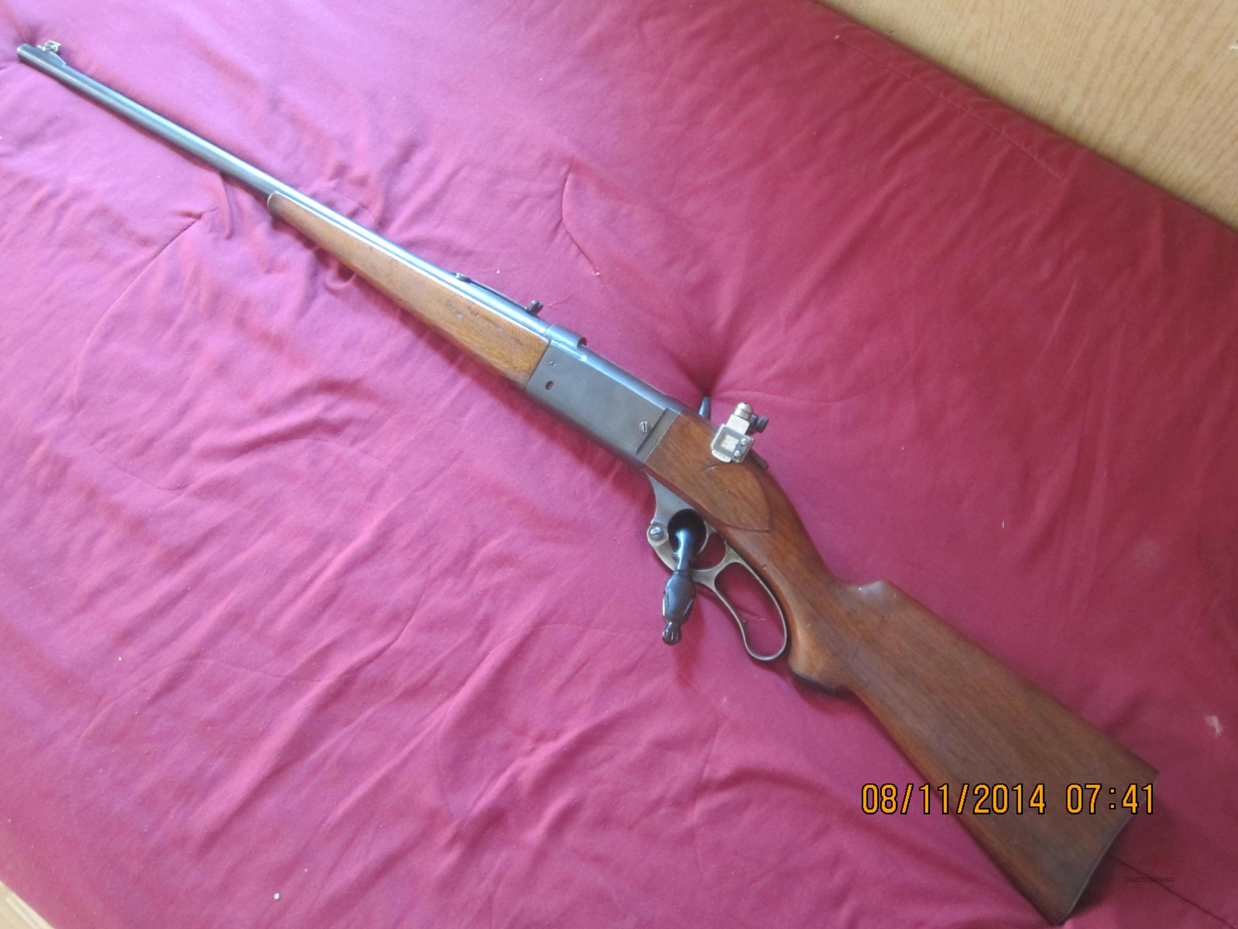 Savage 99 EG .300 Savage 1937 Price Drop  Guns > Rifles > Savage Rifles > Model 95/99 Family