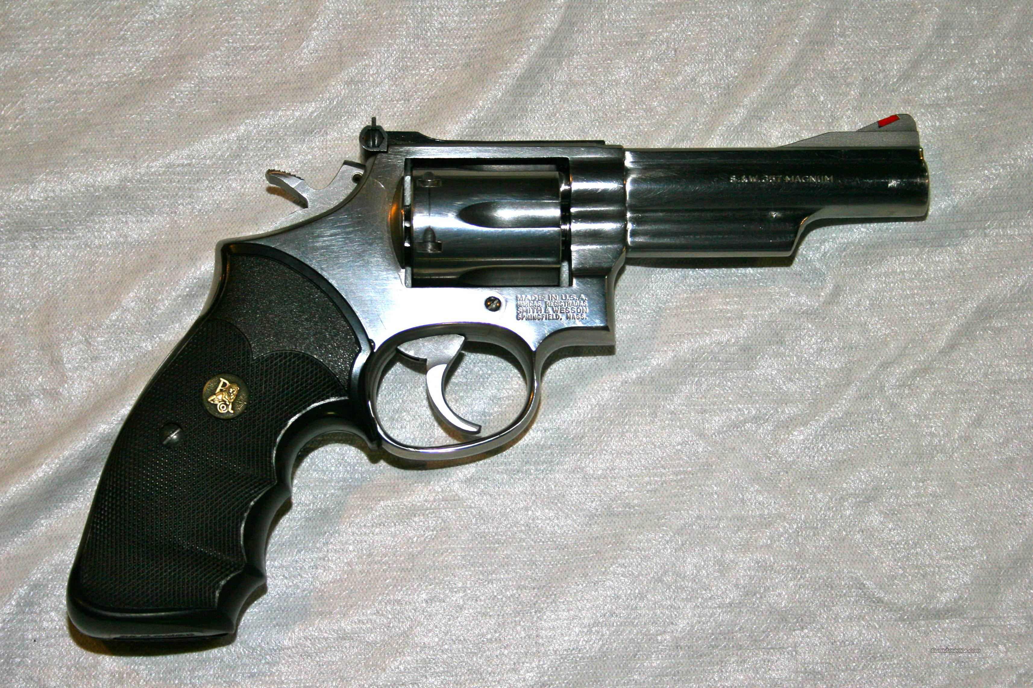 Smith & Wesson Model 66-2, .357 Magnum  Guns > Pistols > Smith & Wesson Revolvers > Full Frame Revolver