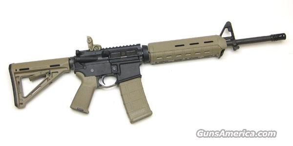 SPIKES TACTICAL MOE FDE Custom Build-FREE SHIPPING  Guns > Rifles > AR-15 Rifles - Small Manufacturers > Complete Rifle