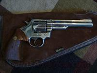 Colt Trooper Mark III .357 Magnum Nickel  Guns > Pistols > Colt Double Action Revolvers- Modern