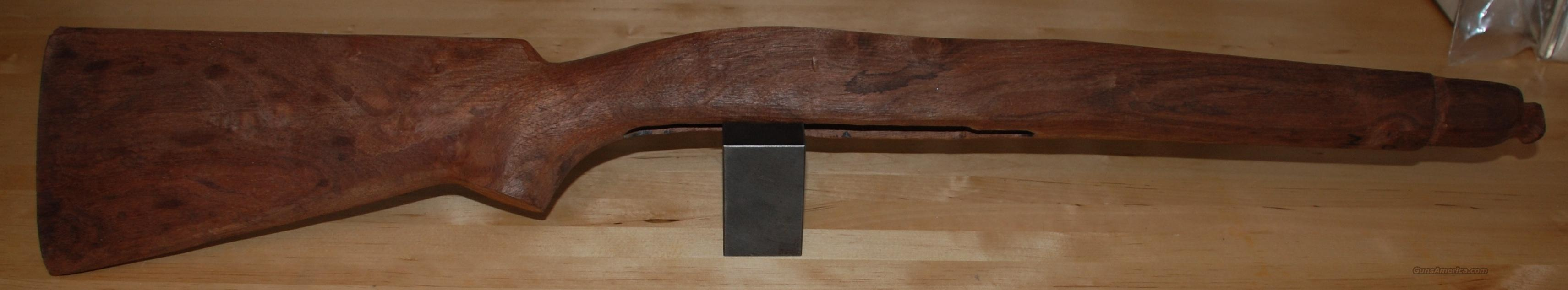 Springfield M22 Stock Unfinished by Boyds  Non-Guns > Gunstocks, Grips & Wood