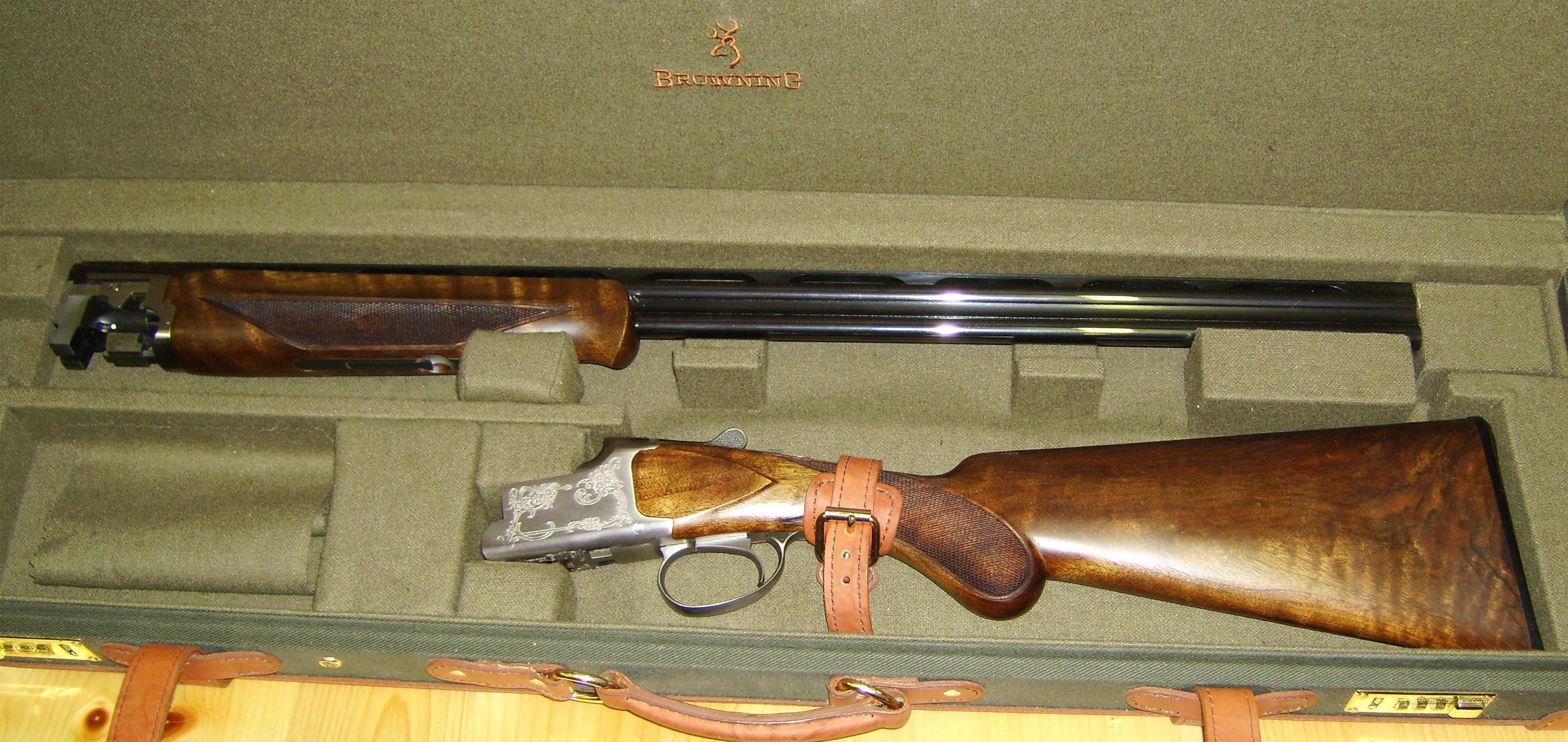 BROWNING CITORI MODEL B425 ELITE HUNTER 410 SHOTGUN  Guns > Shotguns > Browning Shotguns > Over Unders > Citori > Hunting