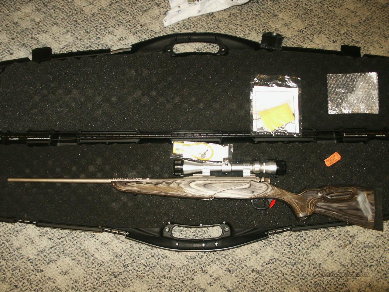 MOSSBERG .300 WIN MAG DU  Guns > Rifles > Mossberg Rifles