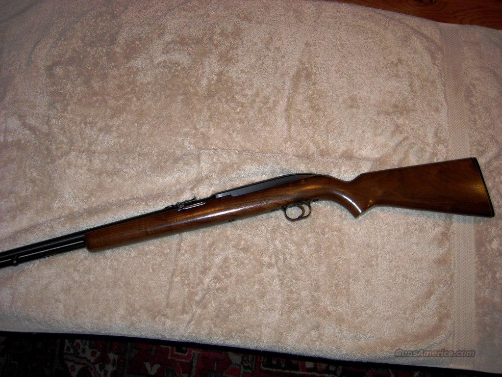 Winchester Model 77 tube feed  Guns > Rifles > Winchester Rifles - Modern Bolt/Auto/Single > Autoloaders
