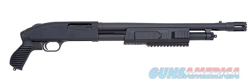 "Mossberg 500 Tactical Flex 12 Ga, Mfg#50673, 5+1, 18.5"", NIB  Guns > Shotguns > Mossberg Shotguns > Pump > Tactical"