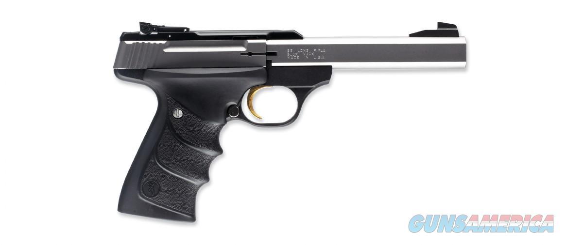 "Browning Buck Mark Standard URX, S/S, 5 1/2"" Barrel, Mfg#051409490, NIB  Guns > Pistols > Browning Pistols > Buckmark"