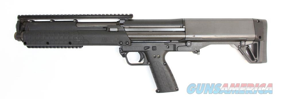 "Kel Tec KSG, 12 Ga, Black, 18 1/2"" barrel, 2 3/4"" - 3"", MFG# KSG, NIB  Guns > Shotguns > Kel-Tec Shotguns > KSG"