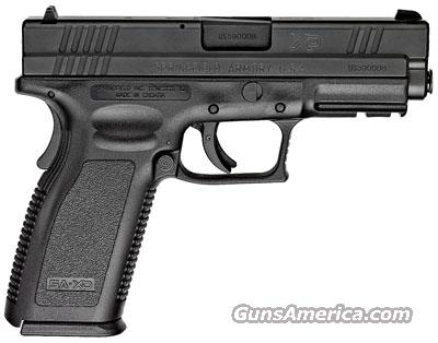 "Springfield XD 9mm, 4"" barrel, New in Box  Guns > Pistols > Springfield Armory Pistols > XD (eXtreme Duty)"