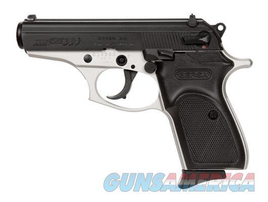 Bersa Thunder 380 Duotone, Cal .380 Acp, Mfg# T380DT8, NIB  Guns > Pistols > Bersa Pistols