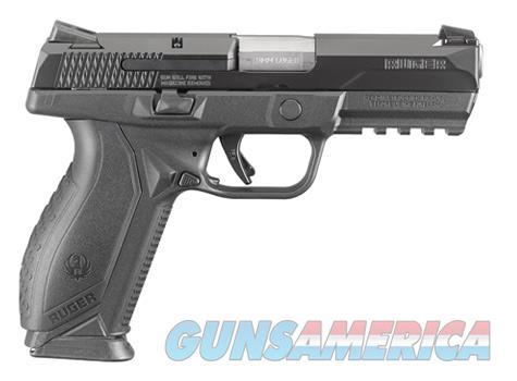 "Ruger American 9mm, Mfg# 8605, 4.2"" barrel, Blk, NIB  Guns > Pistols > Ruger Semi-Auto Pistols > American Pistol"