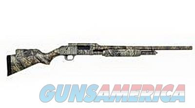 "Mossberg 500 Slugster LPA, 12 Ga, Mfg# 55105, 24"" Fluted/Rifled barrel, NIB  Guns > Shotguns > Mossberg Shotguns > Pump > Sporting"