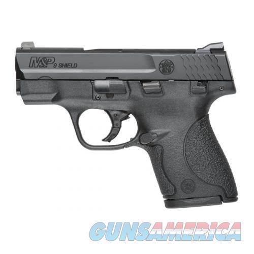 Smith & Wesson Shield 9mm W/Safety, MFG180021, NIB  Guns > Pistols > Smith & Wesson Pistols - Autos > Polymer Frame