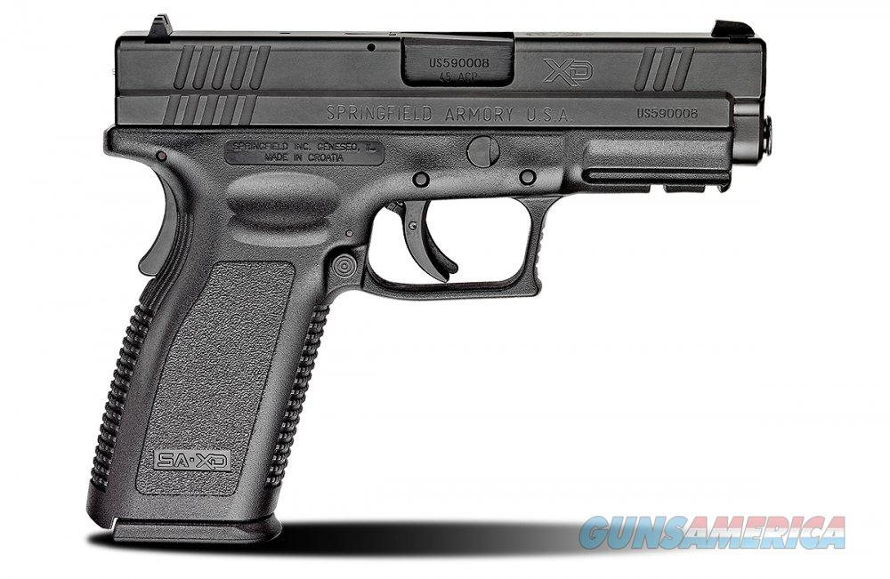 "Springfield XD Service, 45ACP, 4"" barrel, with XD gear system, New in Box  Guns > Pistols > Springfield Armory Pistols > XD (eXtreme Duty)"