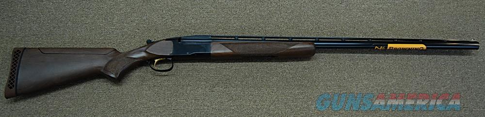 "Browning BT-99 Trap, 12 ga. 32"" barrels, Adjustable Comb, Blue,  NIB, factory # 017055402     Guns > Shotguns > Browning Shotguns > Single Barrel"