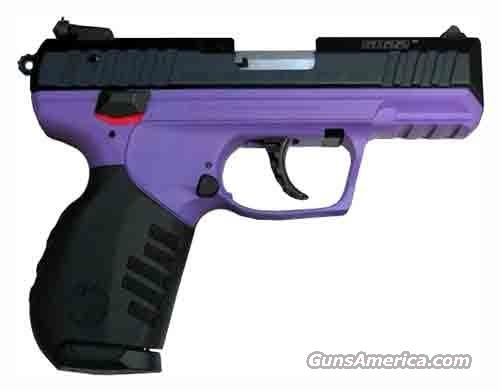 Ruger SR22PB Lavender, 22LR, NOT CALIFORNIA LEGAL, New in box  Guns > Pistols > Ruger Semi-Auto Pistols > SR9 & SR40