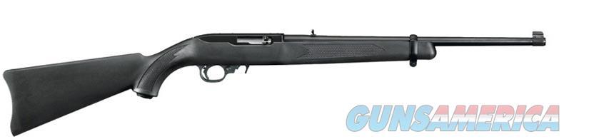 Ruger 10/22 , 22 LR, Mfg# 1151, Blued barrel, Black Syn Stock, NIB,   Guns > Rifles > Ruger Rifles > 10-22