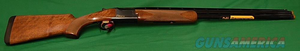 "Browning Citori CX Crossover, 12 Ga.,  30"", Mfg# 018039303, NIB  Guns > Shotguns > Browning Shotguns > Over Unders > Citori > Trap/Skeet"