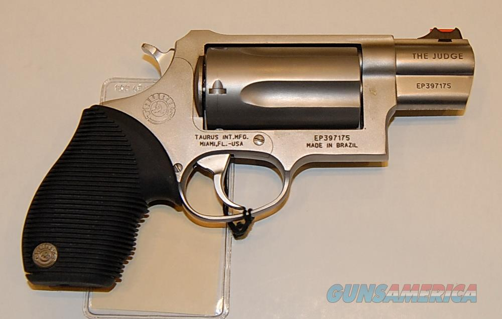 "Taurus Public Defender, SS, 45/410, Used in Exc. Condition, 2 1/2""  Guns > Pistols > Taurus Pistols > Revolvers"