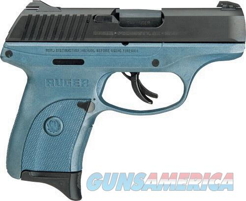 Ruger LC9S-BT 9mm, Blue Titanium lower, Blued Barrel, Mfg# 03265, NIB, 7 Rd Mag  Guns > Pistols > Ruger Semi-Auto Pistols > LC9