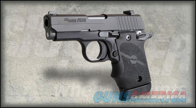 Sig P938 9mm, Blackened stainless steel, Night Sights, NIB, 938-9-BRG-AMBI  Guns > Pistols > Sig - Sauer/Sigarms Pistols > P938