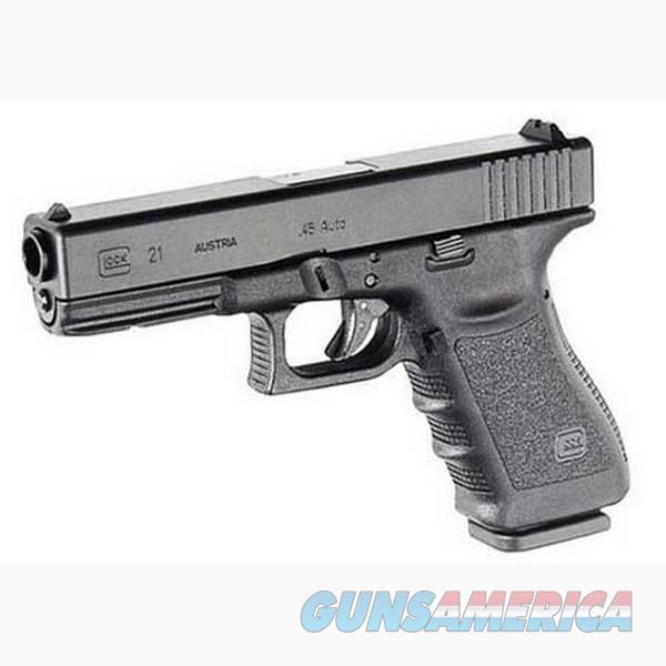 Glock 21 FS Gen 3, 45 Acp, Mfg# PI2150203, 13+1 Rounds, NIB  Guns > Pistols > Glock Pistols > 20/21
