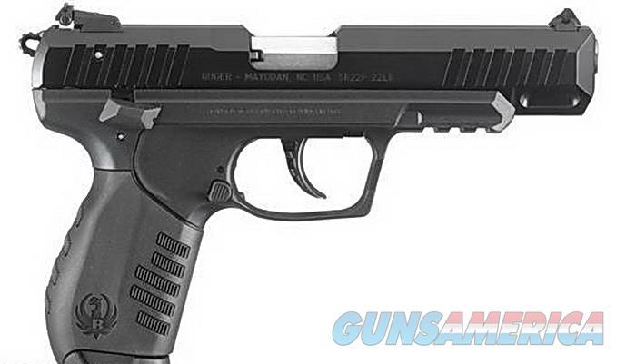 Ruger SR22PB-EX 22 LR   Black Anodized Aluminum , NIB  Guns > Pistols > Ruger Semi-Auto Pistols > SR Family > SR22