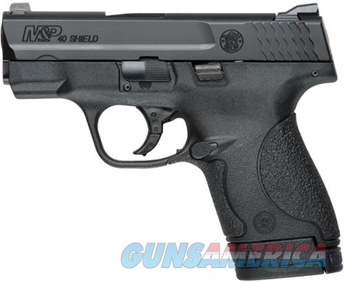 Smith & Wesson Shield, 40 Cal, Mfg#10034, NIB, No Safety  Guns > Pistols > Smith & Wesson Pistols - Autos > Polymer Frame