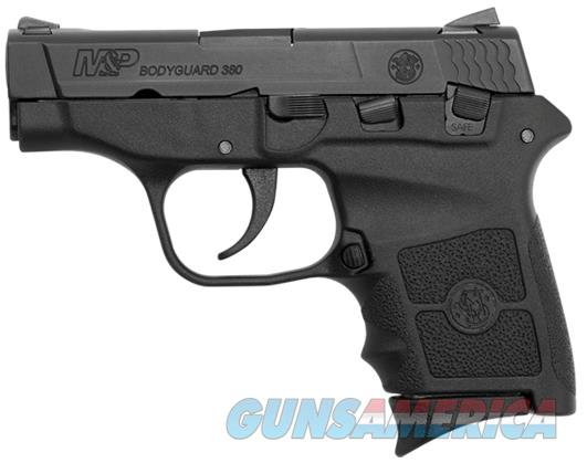 Smith & Wesson Bodyguard, .380, No Laser, Mfg# 109381, NIB, 2 Mags  Guns > Pistols > Smith & Wesson Pistols - Autos > Polymer Frame