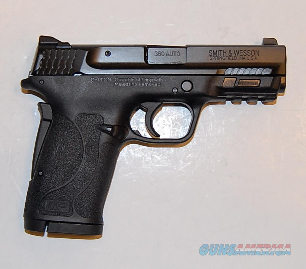 Smith & Wesson Shield M2.0 EZ, .380, No Safety, two 8 Rd Mags, NIB  Guns > Pistols > Smith & Wesson Pistols - Autos > Polymer Frame