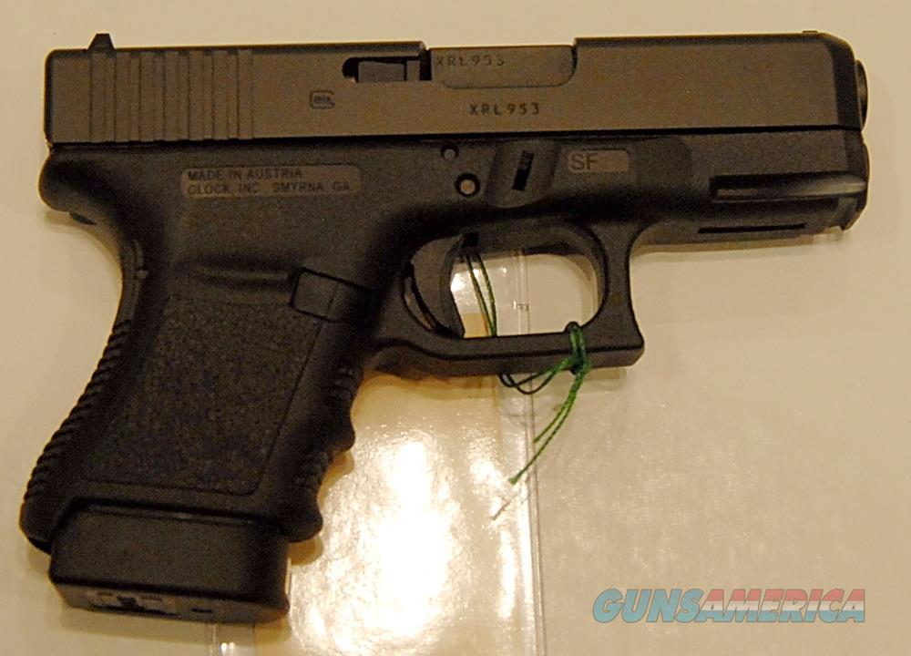 Glock 30 SF, Used, 45 Acp, 10 shot, 2 mags, Very Good Cond.  Guns > Pistols > Glock Pistols > 29/30/36