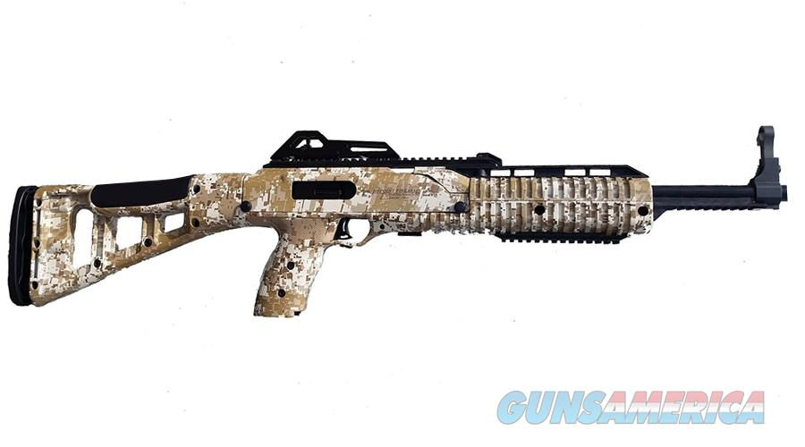 Hi Point Carbine 9mm, Mfg# 995TSDD, Desert Camo, Adj Sights, NIB  Guns > Rifles > Hi Point Rifles