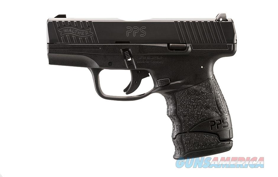 "Walther PPS M2 LE 9mm,  Cal 9mm, 3.2"" Barrel, Black  Guns > Pistols > Walther Pistols > Post WWII > PPS"