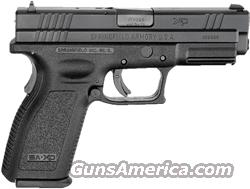 "Springfield XD Service 40S&W, 4"" barrel, New in Box  Guns > Pistols > Springfield Armory Pistols > XD (eXtreme Duty)"