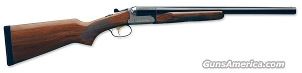"Stoeger Coach Gun with Single Trigger, 12 Gauge, 3"", 20"" Barrel, New in box  Guns > Shotguns > Stoeger Shotguns"