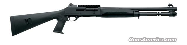 "Benelli M4, 12ga, 3"", MFG# 11707,   NIB, 18.5"" barrel Blue  Guns > Shotguns > Benelli Shotguns > Tactical"