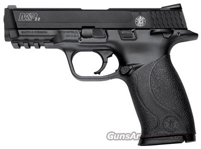 Smith & Wesson M&P 22 Pistol, New in box  Guns > Pistols > Smith & Wesson Pistols - Autos > .22 Autos