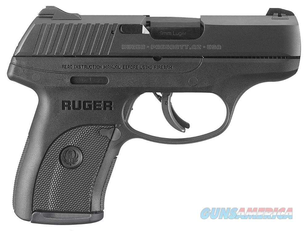 "Ruger LC9S, 9mm , Mfg#3235, 3.12"" barrel, blued, NIB  Guns > Pistols > Ruger Semi-Auto Pistols > LC9"