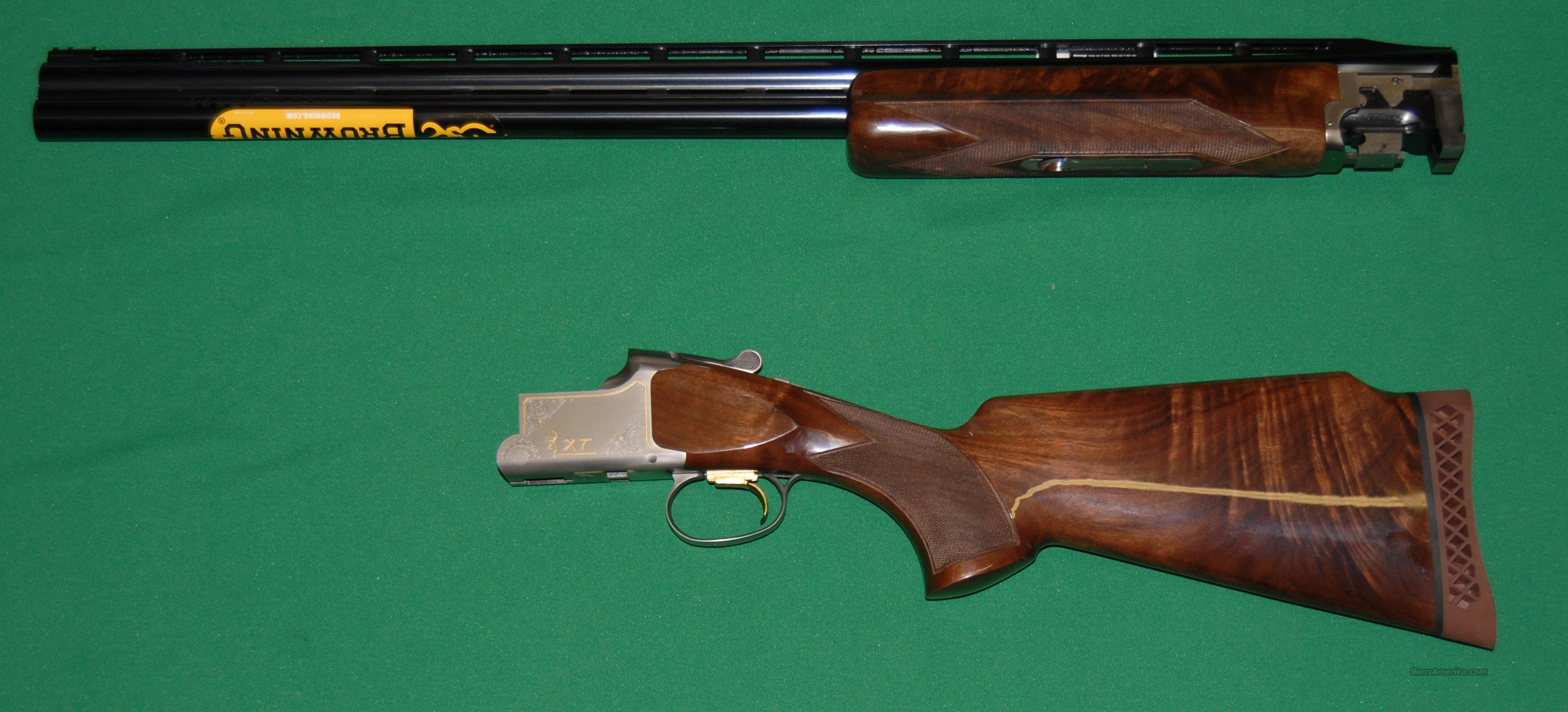 Browning Citori XT Trap, 12 Gauge, New in Box  Guns > Shotguns > Browning Shotguns > Over Unders > Citori > Trap/Skeet